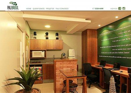 Pau Brasil Arquitetura e Construção