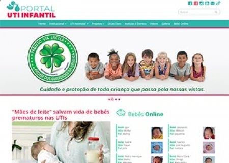 Portal Uti Infantil